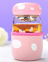 cheap -Drinkware High Boron Glass Glass Portable / Boyfriend Gift / Girlfriend Gift 1pcs
