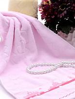 abordables -Qualité supérieure Serviette, Géométrique Mélangé polyester / coton / Pur coton 1 pcs