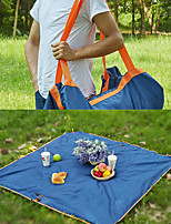 cheap -Travel Bag Picnic Blanket Picnic Bag Outdoor Moistureproof Waterproof Folding Oxford cloth Beach Camping Picnic Outdoor Traveling All