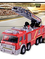 cheap -Toy Car Fire Engine Vehicle Vehicles Exquisite Plastic Shell Kid's Gift 1pcs