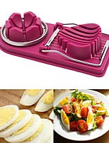 cheap -Kitchen Tools Stainless Steel Creative Kitchen Gadget Cutting Tools / Egg Tools 1pc