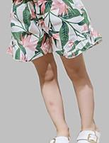 cheap -Kids Girls' Print Shorts