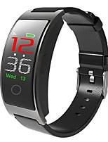 cheap -Smart Bracelet YY-CPCK11PLUS for Android 4.3 and above / iOS 7 and above Touch Screen / Heart Rate Monitor / Water Resistant / Water Proof