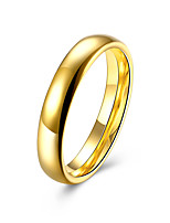 cheap -Band Ring / Knuckle Ring - 6 / 7 / 8 Gold For Daily / Street