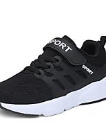 Недорогие -Мальчики Обувь Дышащая сетка Весна Удобная обувь для Белый / Черный / Темно-синий
