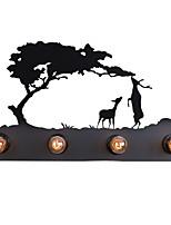 Недорогие -Новый дизайн / Творчество Ретро Настенные светильники Гостиная / Кабинет / Офис Металл настенный светильник 110-120Вольт / 220-240Вольт