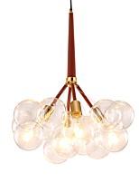 economico -JLYLITE 4-Light Grappolo Lampadari Luce ambientale 110-120V / 220-240V Lampadine non incluse / 20-30㎡ / SAA / FCC / VDE / E26 / E27