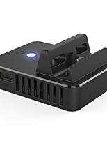 abordables -HC-A3566 Con Cable Cargador Manejar el soporte Para Interruptor de Nintendo,ABS Cargador Manejar el soporte USB 2.0 USB 3.0 Tipo C