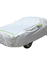cheap -Full Coverage Car Covers Cotton Reflective / Warning bar For Volkswagen Golf All years For All Seasons