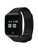 cheap -Smartwatch Touch Screen Heart Rate Monitor Water Resistant / Water Proof Calories Burned Pedometers Exercise Record Distance Tracking