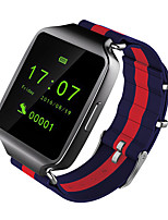 cheap -Smartwatch STSL1 for Android 4.3 and above / iOS 7 and above Touch Screen / Water Resistant / Water Proof / Pedometers Pedometer /