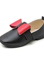 Недорогие -Девочки Обувь Резина Лето Удобная обувь / Детская праздничная обувь На плокой подошве для Черный / Бежевый / Розовый