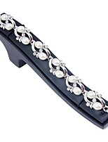 cheap -Women's Chain Bracelet / Bracelet - Imitation Pearl, Silver Plated Bracelet Silver For Party / Daily