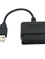 abordables -PS3 Câblé Adaptateur Pour Sony PS3 Portable Adaptateur ABS 1pcs unité