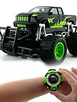 cheap -RC Car Smartwatch Voice Remote Control Car 2.4G On-Road Off Road Car 1:8 KM/H