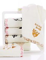 abordables -Style frais Serviette, Géométrique Qualité supérieure Polyester / Coton 100% Coton Etoffe jacquard 2pcs