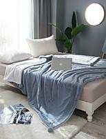baratos -Velocino de Coral, Estampado e Jacquard Estampado Poliéster / Poliamida cobertores