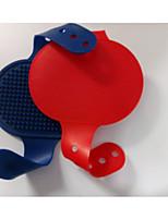 abordables -Chiens / Chats Nettoyage Bains Mini / Ajustable / Réglable / Etanche Rouge / Bleu