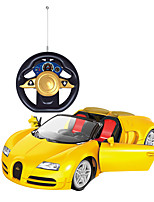 cheap -RC Car 2CH 2.4G Car 1:24 Brushless Electric 8-10km/h KM/H