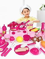 cheap -Pretend Play Food&Drink Parent-Child Interaction Child's / Preschool Gift 30pcs