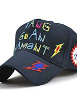 cheap -Men's Party Active Basic Cotton Baseball Cap - Print