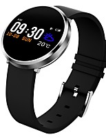 cheap -Smart Bracelet Touch Screen / Heart Rate Monitor / Calories Burned Pedometer / Activity Tracker / Sleep Tracker Bluetooth4.0 iOS / Android