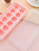 cheap -Bakeware tools Silica Gel Creative Kitchen Gadget For Ice / Cooking Utensils Stamper & Scraper 1pc