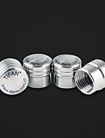 cheap -4pcs Car Valve Cap Business Car Wheel For universal All Models All years