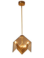 cheap -LightMyself™ Rustic / Lodge LED Pendant Light Ambient Light 110-120V 220-240V Bulb Included