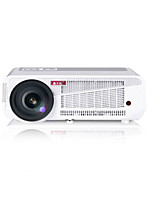cheap -HTP LED-86+ LCD Home Theater Projector 3000lm Android 4.4 Support 1080P (1920x1080) 60-200inch Screen