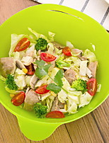 cheap -1 pc Silica Gel Creative / Cool Serving & Salad Bowl, Dinnerware