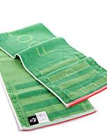 abordables -Qualité supérieure Serviette de bain / Essuie-mains, Jacquard Polyester / Coton 1 pcs