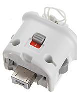 abordables -Wii Sans Fil Accessoire de contrôleur de jeu Pour Wii ,  Accessoire de contrôleur de jeu ABS 1pcs unité