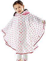 cheap -PVC Girls' / Boys' Wind Proof / High quality, formaldehyde free / Recyclable Rain Coat