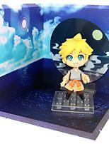 baratos -Figuras de Ação Anime Inspirado por Fantasias Kagamine Len PVC 15cm CM modelo Brinquedos Boneca de Brinquedo Todos