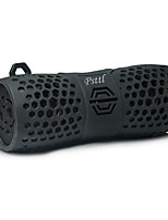 cheap -Psttl-213 Bluetooth Speaker Waterproof Bluetooth 4.2 3.5mm AUX Outdoor Speaker Black
