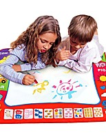 cheap -Water Drawing Play Mat Drawing Toy Painting Simple Parent-Child Interaction Kid's Gift 1pcs