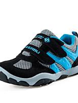 preiswerte -Mädchen Jungen Schuhe PU Herbst Komfort Sneakers für Draussen Gelb Rot Blau