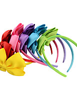 cheap -Hair Accessories Grosgrain Wigs Accessories Girls' 1pcs pcs 1-4inch cm Party / Daily Stylish Cute