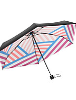 cheap -boy® Fabric / Others All New Design / Sunny and Rainy / Wind Proof Folding Umbrella