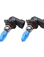 cheap -2pcs H11 / 9005 / 9006 Car Light Bulbs 100W 1 LED Fog Light / Daytime Running Light / Exterior Lights For universal All years