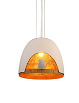 cheap -Artistic Chic & Modern Pendant Light Downlight - Creative, 110-120V 220-240V Bulb Not Included