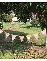 cheap -Wedding / Event / Party Linen / Cotton Blend Wedding Decorations Beach Theme / Wedding / Letter All Seasons