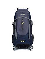 cheap -65+5L Sports & Leisure Bag - Anti-Slip, Fast Dry, Waterproof Zipper Hiking, Climbing Green, Blue, Blue+Orange