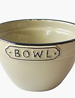 economico -1 pezzo Ceramica Fantastico / Creativo Ciotole, stoviglie