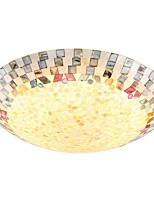 Недорогие -QIHengZhaoMing 3-Light Монтаж заподлицо Рассеянное освещение 110-120Вольт / 220-240Вольт, Теплый белый / Холодный белый, Лампочки включены
