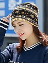 Недорогие -Жен. Очаровательный Широкополая шляпа С принтом