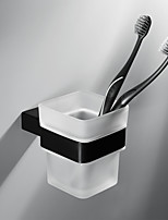 cheap -Toothbrush Holder High Quality Modern Stainless steel 1pc - Bathroom Wall Mounted