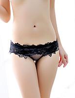 abordables -Femme Sans couture Jacquard Taille Basse