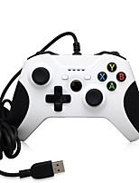 abordables -Câblé Contrôleurs de jeu Pour Polycarbonate / Xbox One Contrôleurs de jeu ABS 1pcs unité 220cm USB 2.0